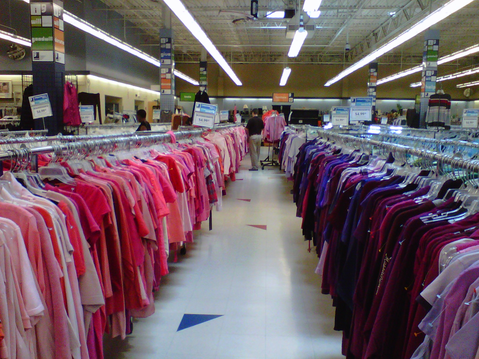 Where to buy used clothes online. Clothing stores